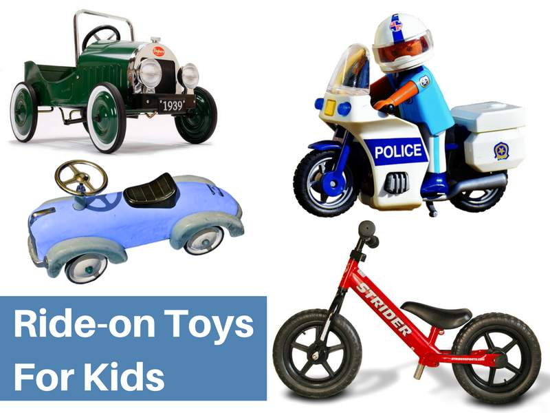 Best Car Toys For Toddlers : Ride on toys for kids buying guide the list of